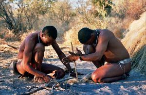 domorodci spolupracují