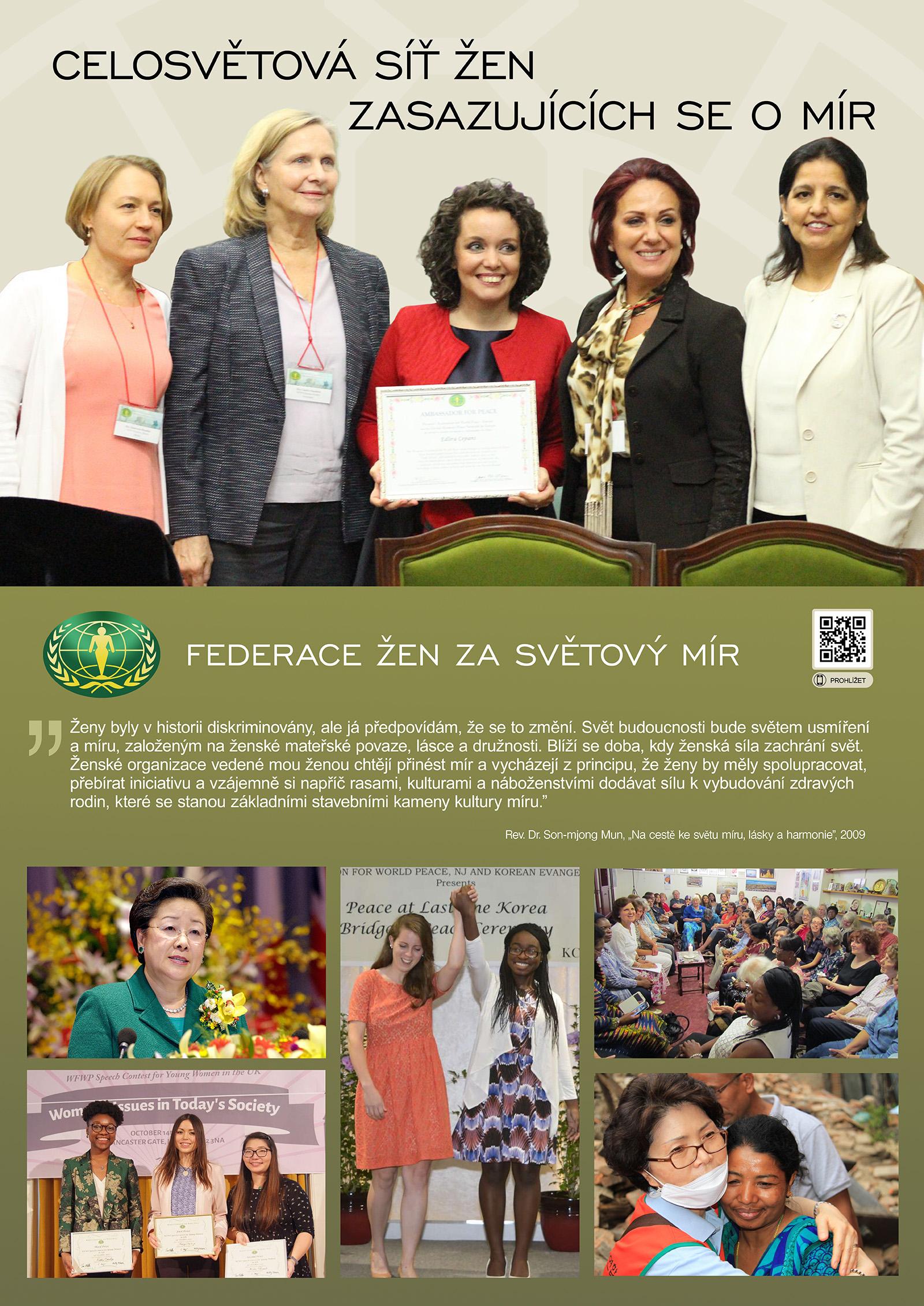 20. Federace žen